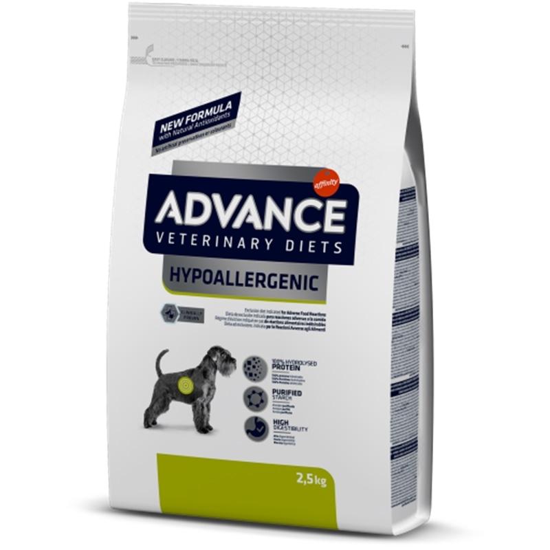 Advance Hypoallergenic Canine - 10,00 Kgs - 921965