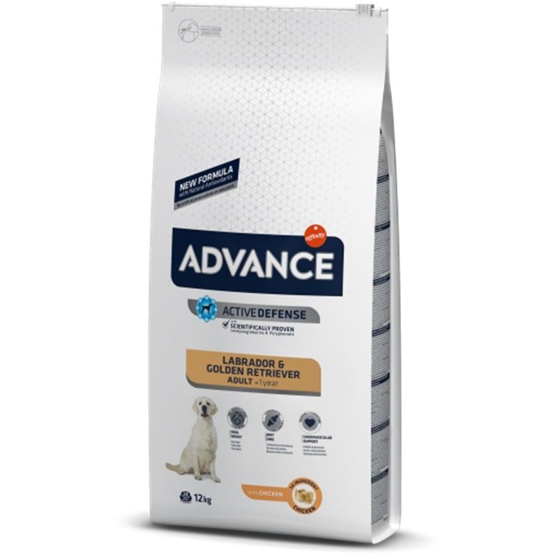 Advance Labrador - 12,00 Kgs - AFF921426