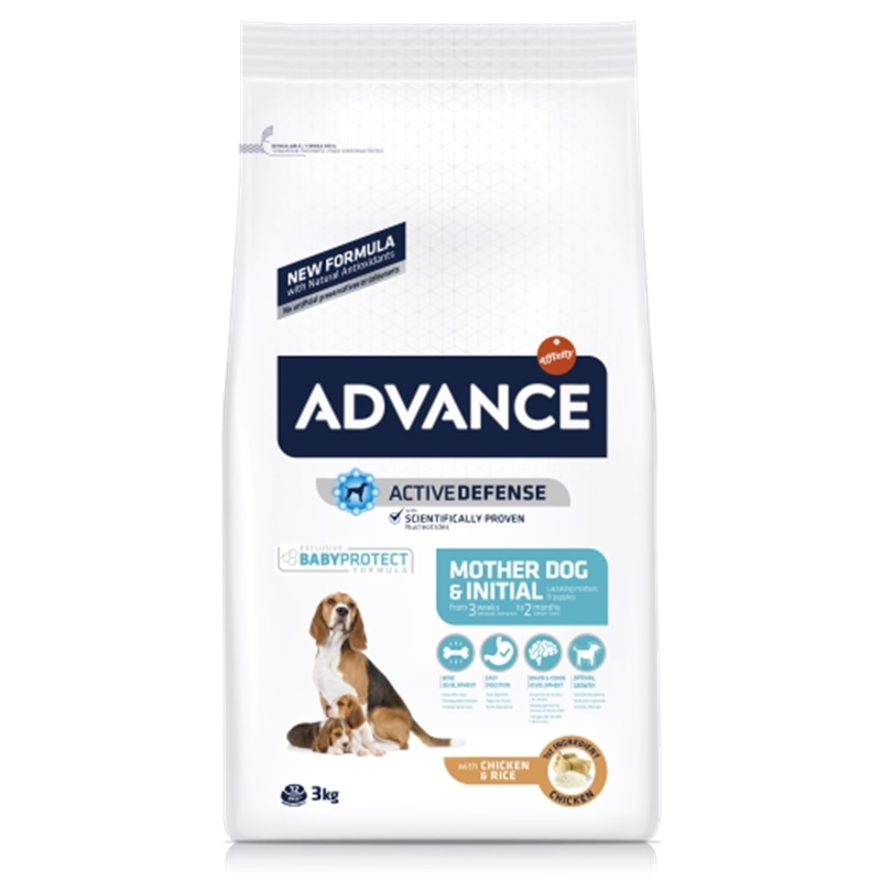 Advance Mother Dog & Initial - 3,0 Kgs - AFF921435