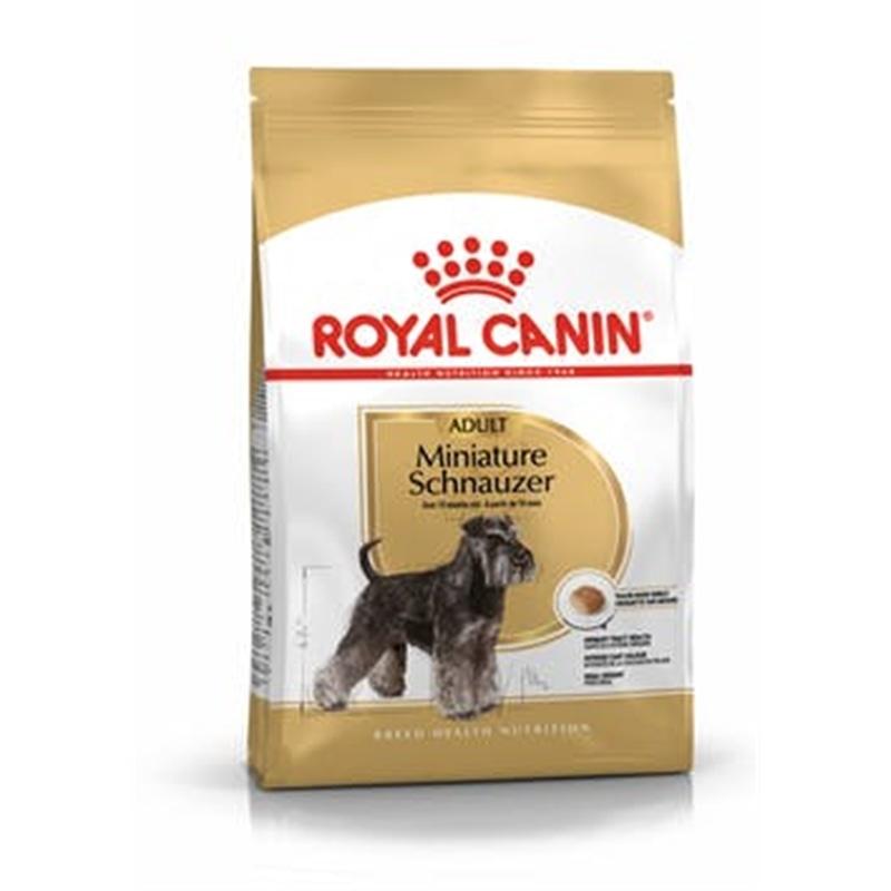 ROYAL CANIN MINIATURE SCHNAUZER ADULT - 0.500 KGS - RC352190260