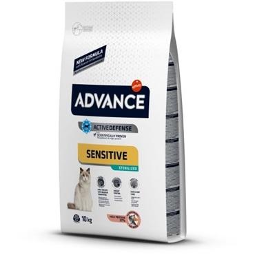 Advance Sterilized Sensitive Salmão E Cevada