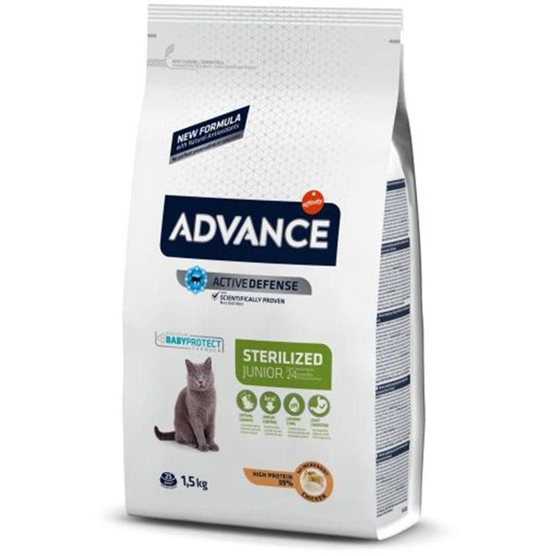 Advance Young Sterilized - 1,5 kgs - AFF922104