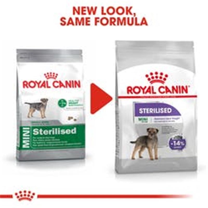 ROYAL CANIN MINI STERILISED - 4 KGS - RC312225250