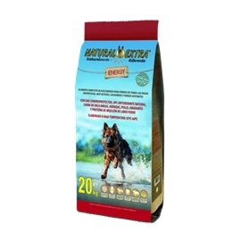 NATURAL EXTRA ENERGY 20 KG - LUNEE20