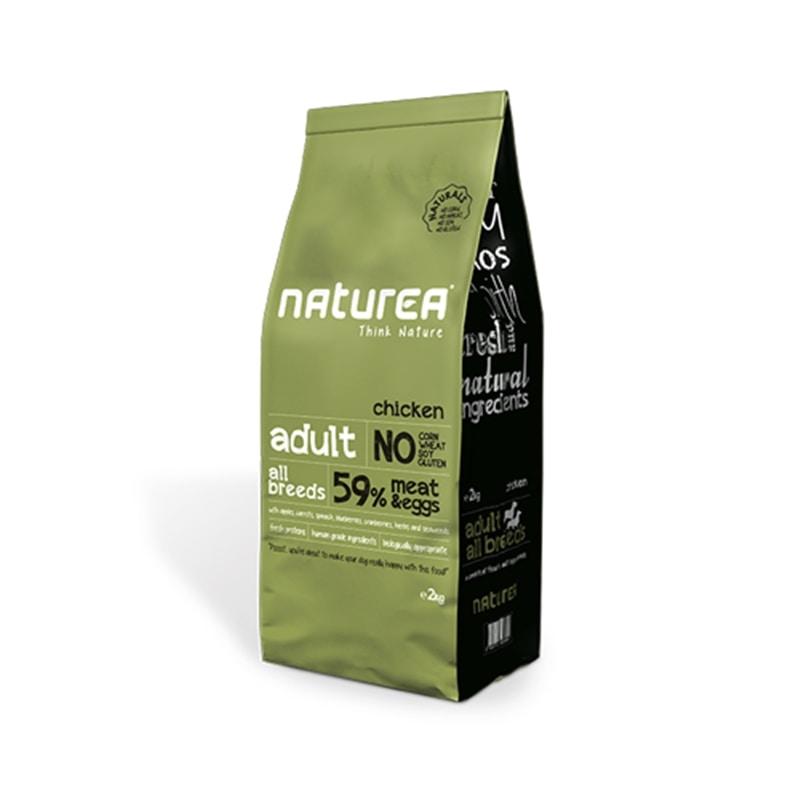 NATUREA NATURALS ADULT CHICKEN - 12 KGS - NAT0N22